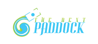 Logoinn created this logo for THE NEXT PADDOCK - who are in the Events Logo Design  Sectors