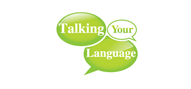 Logoinn created this logo for Talking Your Language - who are in the Training Logo Design  Sectors