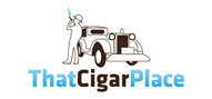 Logoinn created this logo for That Cigar Place - who are in the Wholesale Logo Design  Sectors