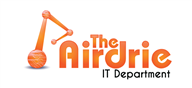 Logoinn created this logo for The Airdrie IT Department Inc - who are in the Computer Logo Design  Sectors