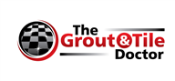 Logoinn created this logo for The Grout & Tile Doctor - who are in the Doctors Logo Design  Sectors