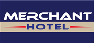 Logoinn created this logo for The Merchant Hotel - who are in the Hotel Logo  Sectors