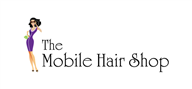 Logoinn created this logo for The Mobile Hair Shop - who are in the Hair Logo Design  Sectors
