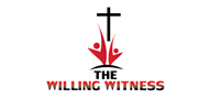 Logoinn created this logo for The Willing Witness - who are in the Religious Logo Design  Sectors