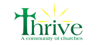Logoinn created this logo for Thrive - who are in the Religious Logo Design  Sectors