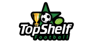 Logoinn created this logo for Top Shelf Football - who are in the Sports Logo Design  Sectors