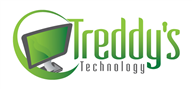 Logoinn created this logo for Treddy's Technology - who are in the Computer Logo Design  Sectors