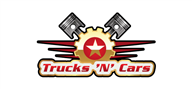 Logoinn created this logo for Trucks 'N' Cars - who are in the Automotive Logo Design  Sectors