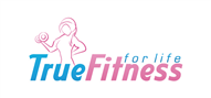 Logoinn created this logo for TrueFitness for life - who are in the Weight loss Logo  Sectors