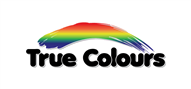 Logoinn created this logo for True colours - who are in the Decoration Logo Design  Sectors