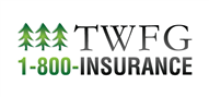 Logoinn created this logo for Twfg Insurance - who are in the Insurance Logo Design  Sectors
