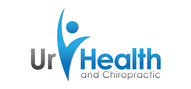 Logoinn created this logo for UR Health and Chiropractic - who are in the HealthCare Logo Design  Sectors