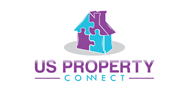 Logoinn created this logo for US Property Connect - who are in the Property Logo  Sectors