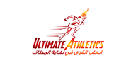 Logoinn created this logo for Ultimate Athletics - who are in the Arabic Logo Design  Sectors
