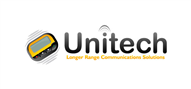Logoinn created this logo for Unitech Paging Pty Ltd - who are in the Communication Logo Design  Sectors