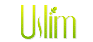 Logoinn created this logo for Uslim - who are in the Green Logo  Sectors