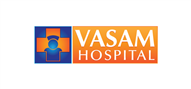 Logoinn created this logo for VASAM HOSPITAL - who are in the Doctors Logo Design  Sectors