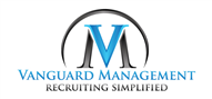 Logoinn created this logo for Vanguard Management - who are in the Recruitment Logo Design  Sectors