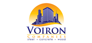 Logoinn created this logo for Voiron Companies - who are in the Construction Logo Design  Sectors