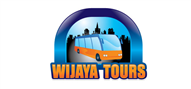 Logoinn created this logo for WIJAYA TOURS - who are in the Tourism Logo  Sectors