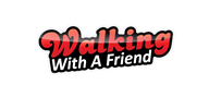 Logoinn created this logo for Walking With A Friend - who are in the Pet Logo Design  Sectors