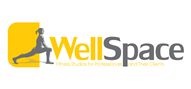Logoinn created this logo for Well Space - who are in the Weight loss Logo  Sectors