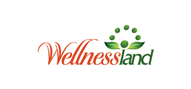 Logoinn created this logo for Wellnessland Inc - who are in the Health Logo Design  Sectors