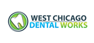 Logoinn created this logo for West Chicago Dental Works - who are in the HealthCare Logo Design  Sectors