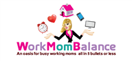Logoinn created this logo for Work-Mom Balance - who are in the Computer Logo Design  Sectors