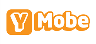 Logoinn created this logo for Ymobe - who are in the IT Logo Design  Sectors