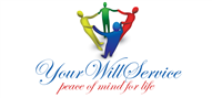 Logoinn created this logo for Your Will Service - who are in the Law Logo Design  Sectors