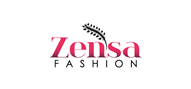 Logoinn created this logo for Zensa Fashion - who are in the Fashion Logo Design  Sectors