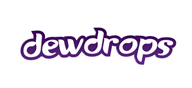 Logoinn created this logo for dewdrops services - who are in the Education Logo Design  Sectors