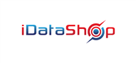 Logoinn created this logo for iDataShop - who are in the IT Logo Design  Sectors