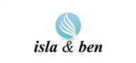 Logoinn created this logo for isla & ben - who are in the Cosmetics Logo Design  Sectors