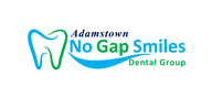 Logoinn created this logo for no gap smiles - who are in the Dentist Logo Design  Sectors