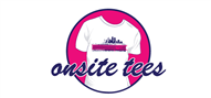 Logoinn created this logo for onsite tees - who are in the Apparel Logo Design  Sectors