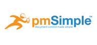 Logoinn created this logo for pmSimple - who are in the IT Logo Design  Sectors