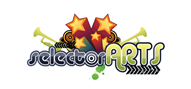 Logoinn created this logo for selectorARTS - who are in the Music Logo Design  Sectors