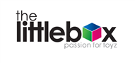 Logoinn created this logo for the-littlebox Marketing Services - who are in the Toys Logo Design  Sectors