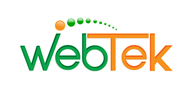 Logoinn created this logo for webtek - who are in the IT Logo Design  Sectors