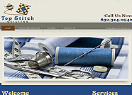 This website is designed by Logoinn for ' Top Stitch Quilting' in January, 2012.