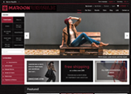 This website is designed by Logoinn for 'Maroon Republic' in Jan, 2015.