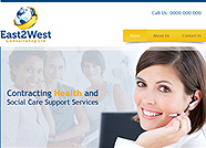 This website is designed by Logoinn for ' East2West Consultancy Ltd' in October , 2011.