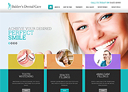 This website is designed by Logoinn for 'Baldev's Dental Care' in April, 2014.