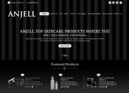 This website is designed by Logoinn for 'Anjell' in Jan, 2016.