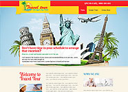 This website is designed by Logoinn for 'Travel Tour Designs'  in June  , 2013