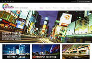 This website is designed by Logoinn for 'The Digital Sign Company' in Jan, 2014.