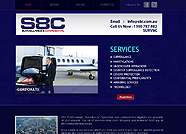 This website is designed by Logoinn for 'S8C Professionals, Surveillance' in May, 2012