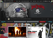 This website is designed by Logoinn for 'Rebel Revolution Music Group' in Mar, 2013.